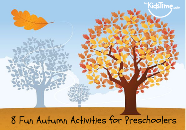 8 Fun Autumn Activities for Preschoolers