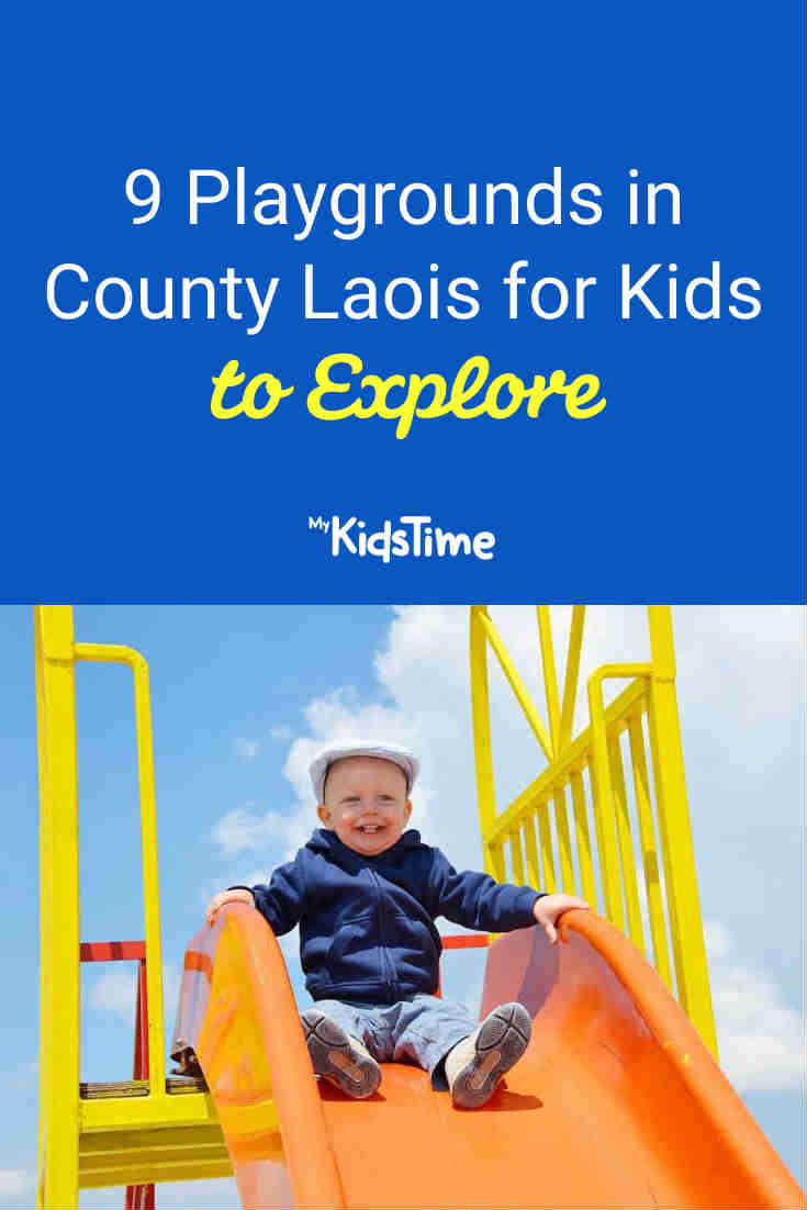 9 Playgrounds in Laois For Kids to Explore - Mykidstime