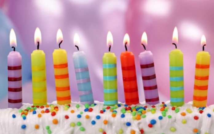 Birthday Candles party ideas for kids