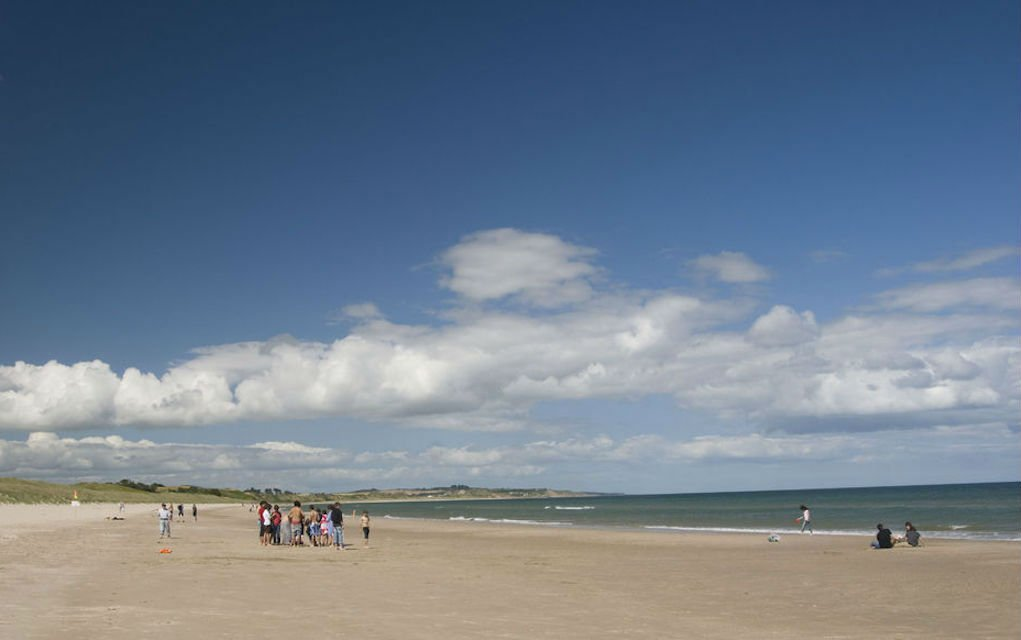 Curracloe Beach Wexford - Mykidstime