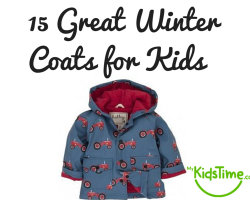Great Winter Coats for Kids