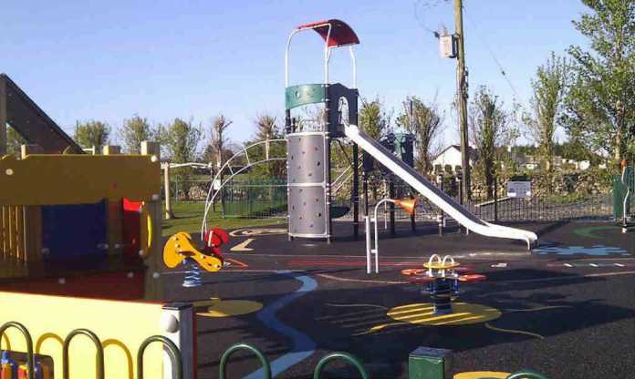 Lackagh playground in Galway - Mykidstime