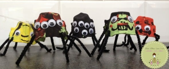 My Kids Time Skull Creepy Crawlies
