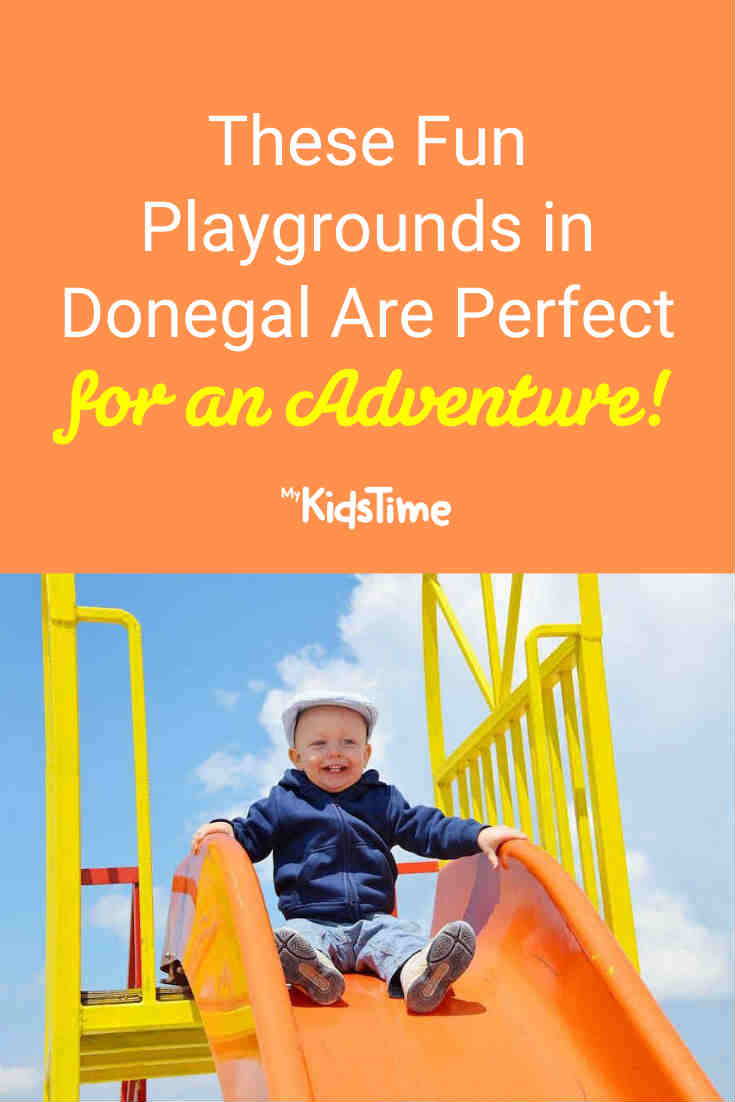 These Playgrounds in Donegal Are Perfect for an Adventure! - Mykidstime
