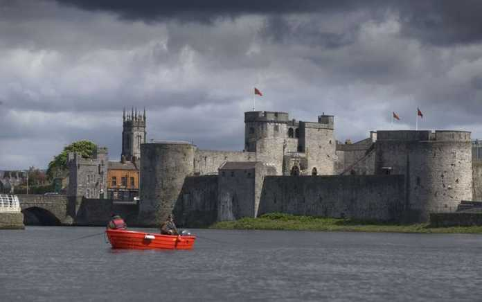 limerick king johns castle