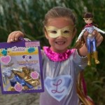 Super Lottie Superhero Doll