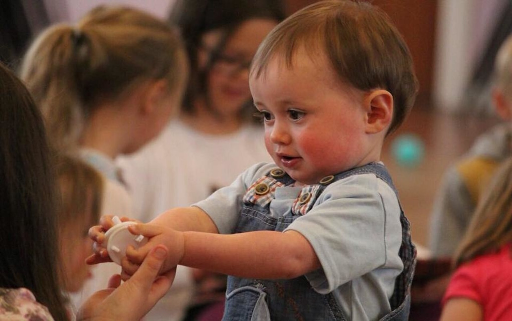 Toddler things to do with preschoolers in Dublin