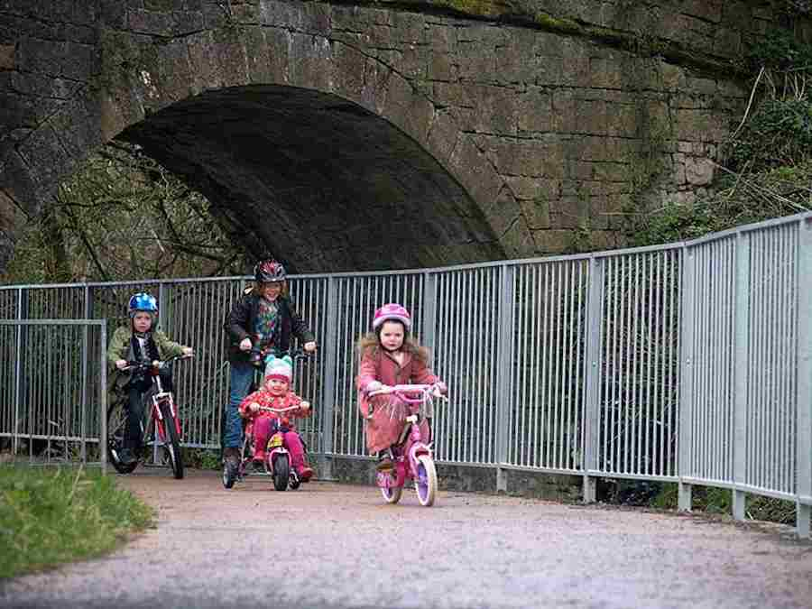 Ulster Canal Greenway walks in Monaghan