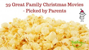 39 Great Family Christmas Movies- Picked by Parents