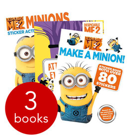 Despicable Me Collection stocking fillers mykidstime