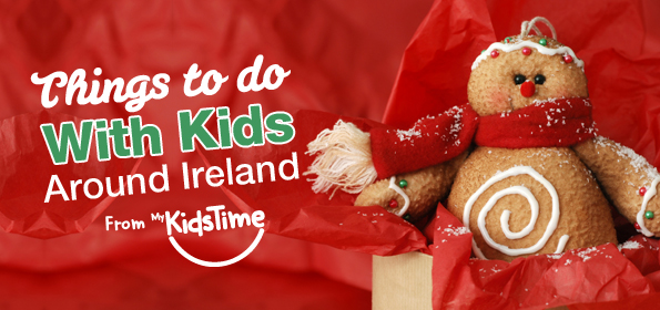 Things to do with kids Christmas header
