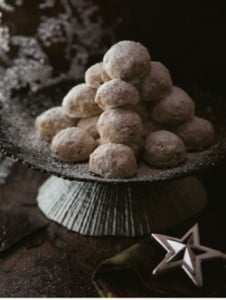Bake Snow Balls