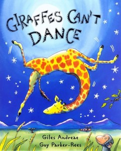 kids books for christmas giraffes can't dance