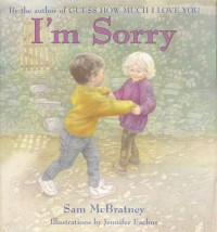 kids books for christmas i'm sorry sam mcbratney