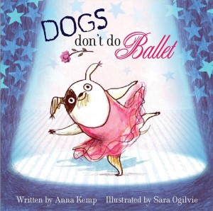 kids books for christmas dogs don't do ballet