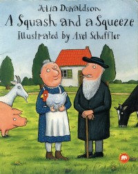 kids books for christmas squah & a squeeze