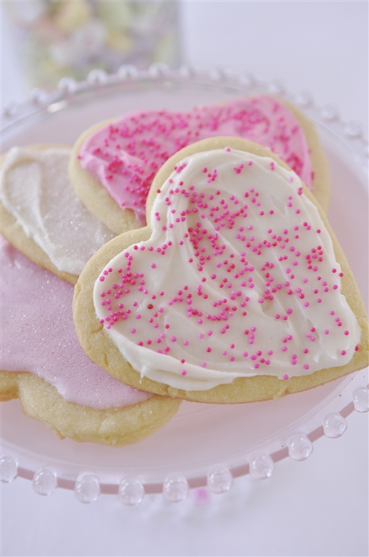 Recipes for Kids sugar cookies