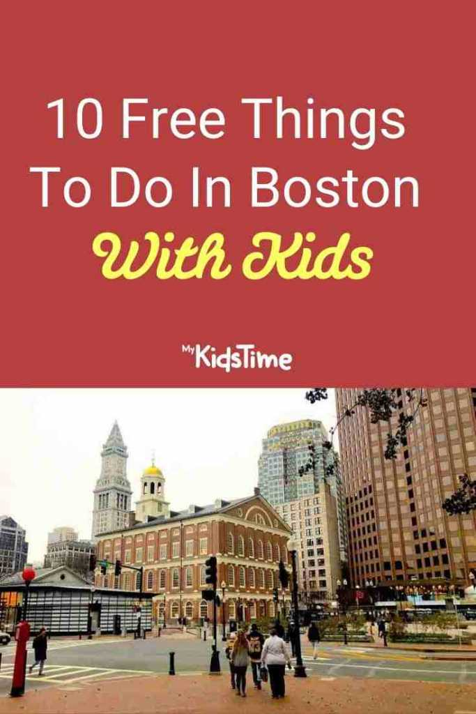 10 Free Things To Do In Boston With Kids
