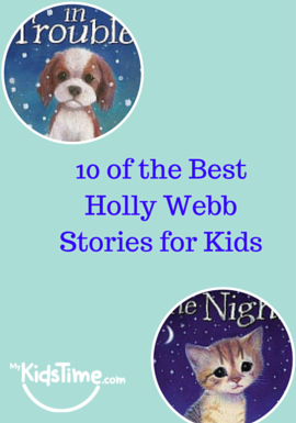 10 of the BestHolly WebbStories for Kids