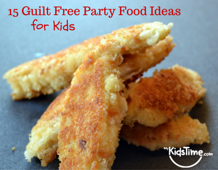 15 Guilt Free Party Food Ideas