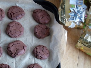 Easy christmas cookies recipe chocolate orange cookies