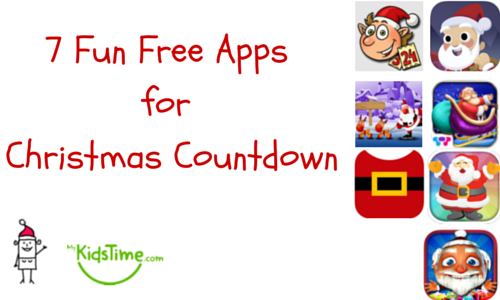 7 Fun Free Apps for Christmas Countdown (2)