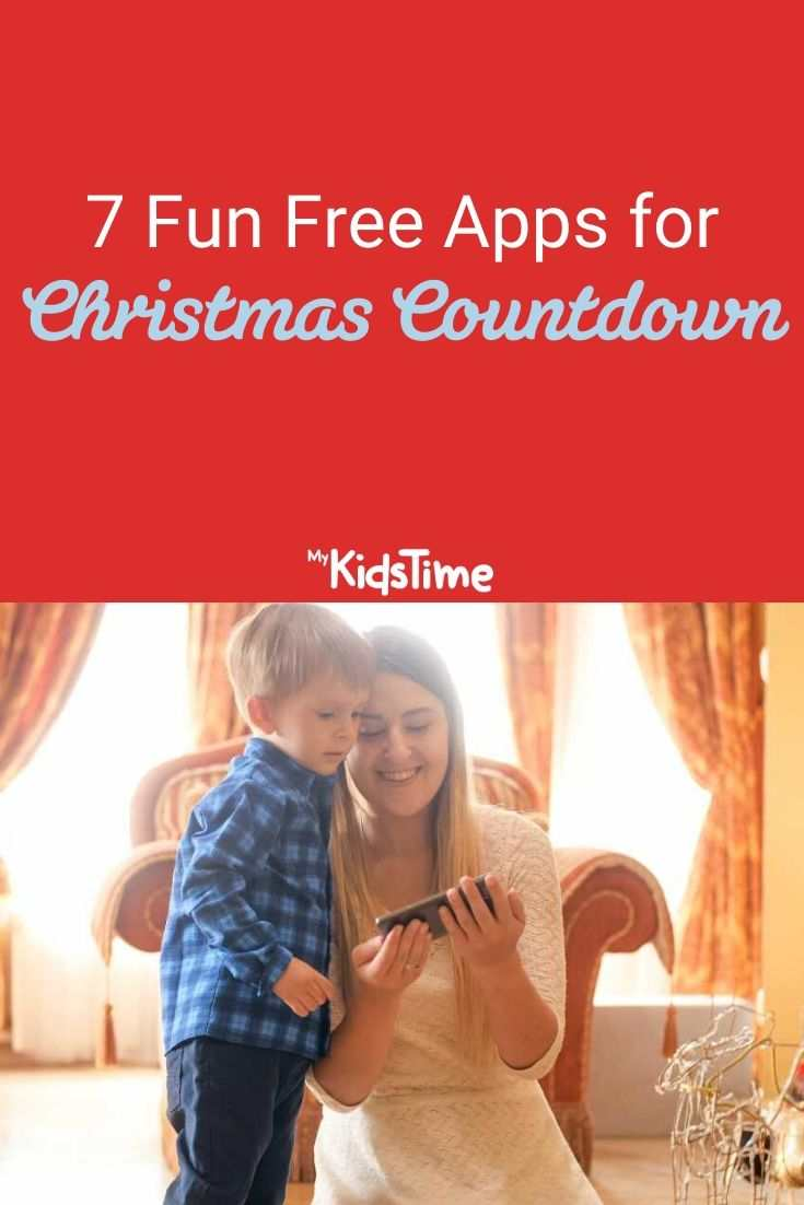 7 Fun Free Apps for Christmas Countdown