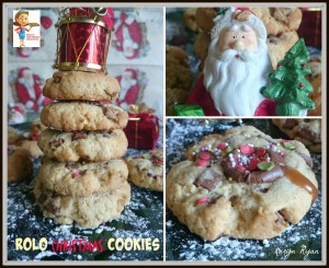 Easy Christmas Cookies Rolo Cookies