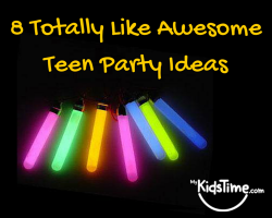 teen party ideas