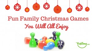 Fun Family Christmas Games You Will All Enjoy