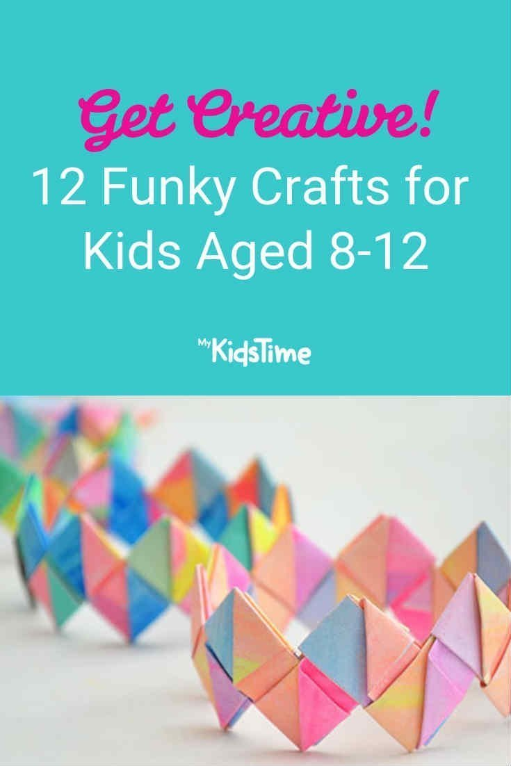 Get Creative with 12 Funky Crafts for kids - Mykidstime