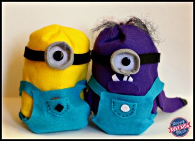 6 Make A Mini Minion