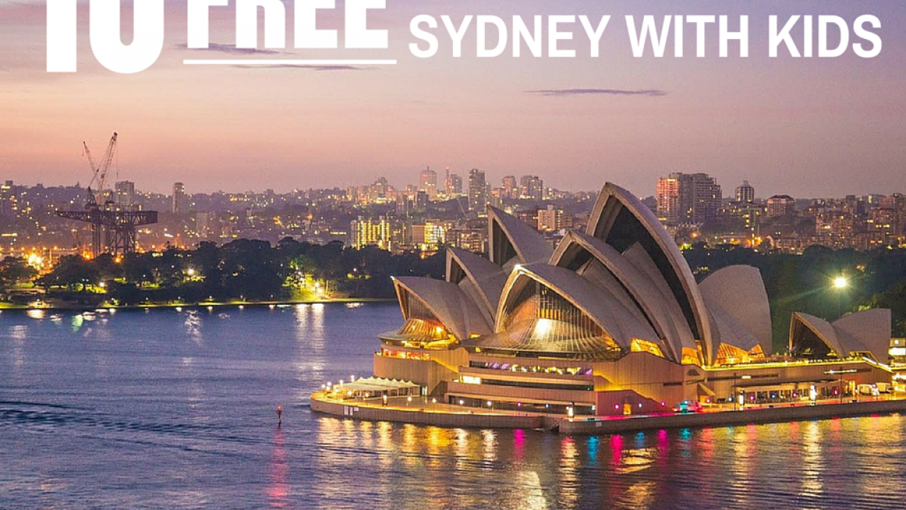 10 things to do in sydney for free