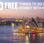 FREE THINGS TO DO IN SYDNEY WITH KIDS