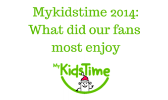 Top 20 articles viewed on Mykidstime in 2014