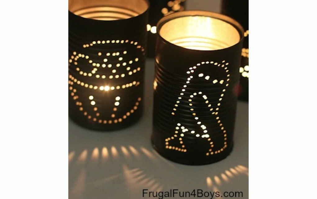 lanterns for funky crafts for kids - Mykidstime