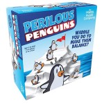 penguins santa Christmas games frozen 2014