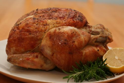 lunch box ideas slow roast chicken