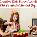 10 Creative Kids Party Activities