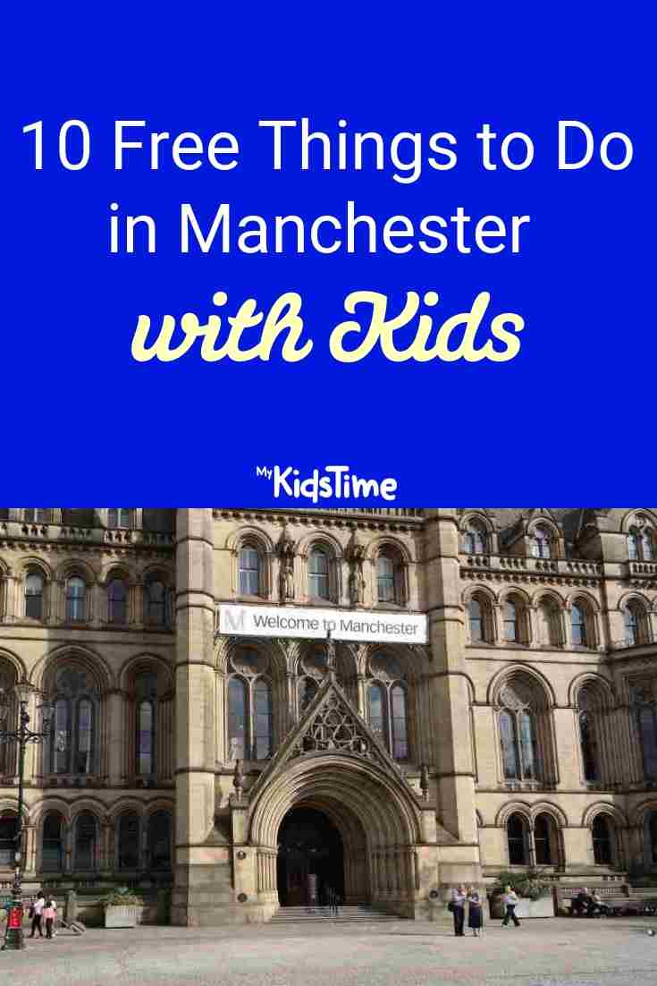 10 free things to do in manchester with kids
