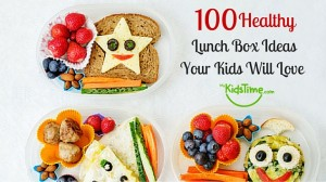 100 Healthy Lunch Box Ideas