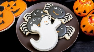 11 Easy Halloween Cookie Recipes