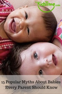 15 Popular Myths About Babies Every Parent Should Know