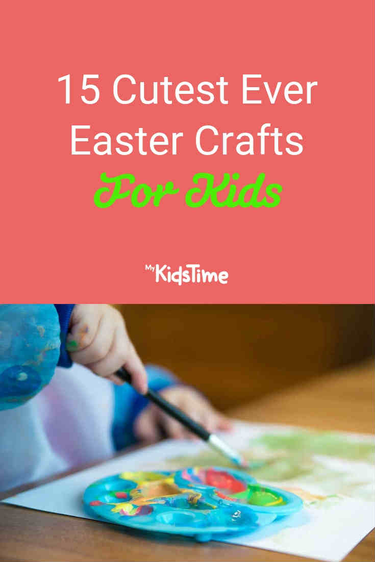 15 cutest ever Easter crafts for kids - Mykidstime