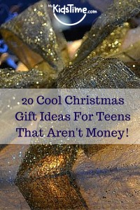 20 Cool Christmas Gift Ideas for Teens that Aren't Money