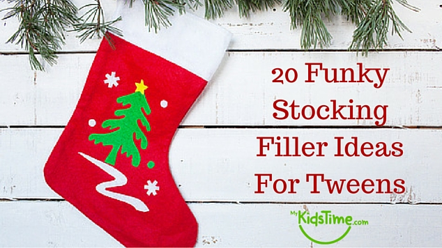 20 Funky Stocking Filler Ideas For Tweens