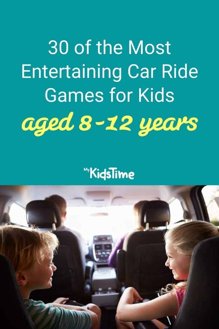 30 of the most entertaining car ride games for kids