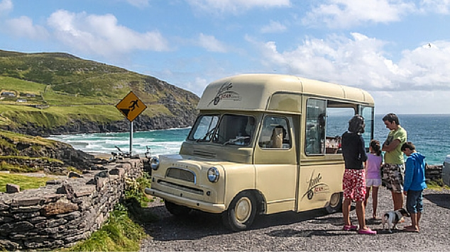 Ring of Kerry Road trip ideas around Ireland