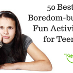 fun activities for teens