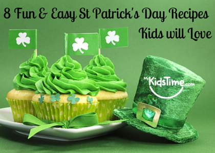 8 Fun & Easy St Patrick's Day Recipes